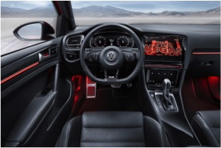 VW Golf R Touch | AndrewBolwell.com