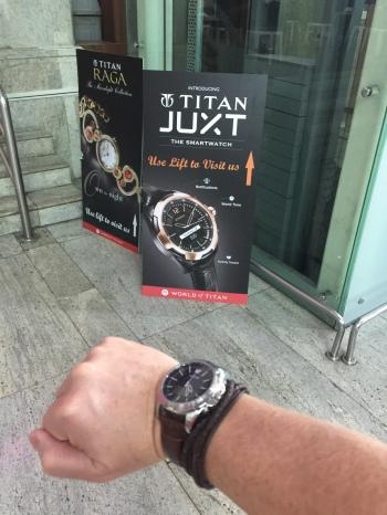 Titan JUXT | ShaneWallCTO.com